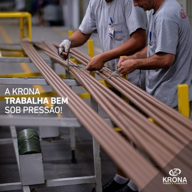 Os tubos de PVC Krona so para instalao predial parahellip