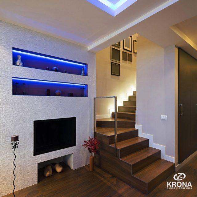 A iluminao em LED  verstil e d um toquehellip