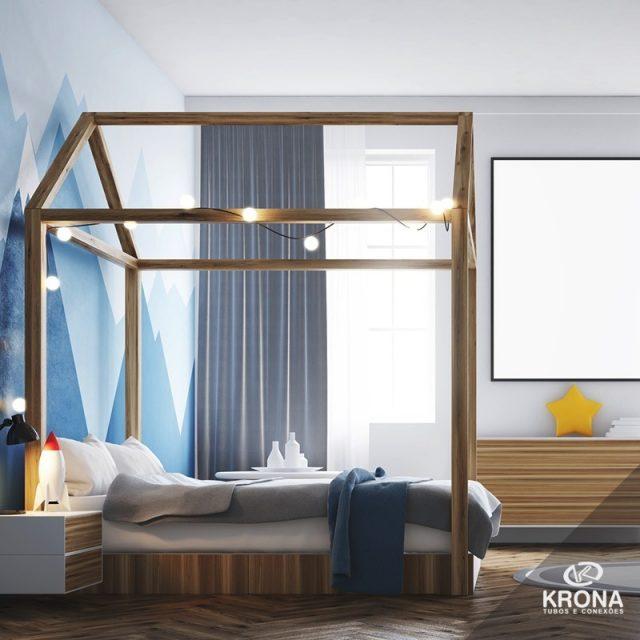 Transforme o quarto dos seus filhos em lugares fantsticos! Quehellip