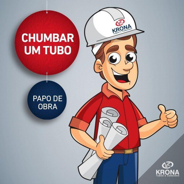 Voc sabe o que significa chumbar um tubo?  embutilohellip