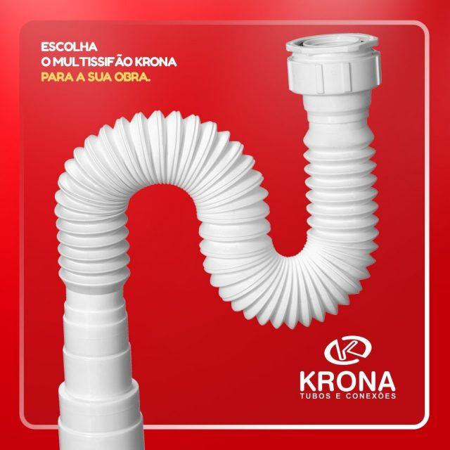 O multissifo Krona liga qualidade e tecnologia segurana e durabilidadehellip