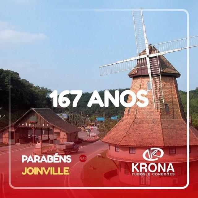 Joinville  a cidade onde iniciamos os nossos trabalhos ehellip